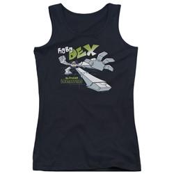 Dexter's Laboratory - Juniors Robo Dex Tank Top
