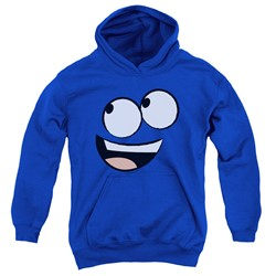 Foster's - Youth Blue Face Pullover Hoodie