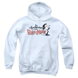 Billy & Mandy - Youth Logo Pullover Hoodie
