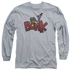 Dexter's Laboratory - Mens Bonk Long Sleeve T-Shirt
