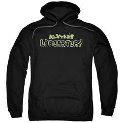 Dexter's Laboratory - Mens Dexter's Logo Pullover Hoodie