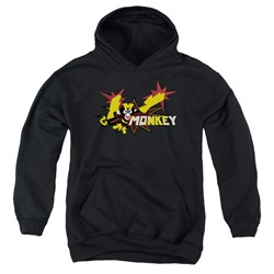 Dexter's Laboratory - Youth Monkey Pullover Hoodie