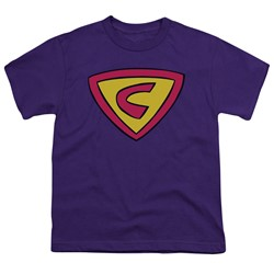Cow & Chicken - Big Boys Super Cow Logo T-Shirt