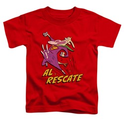 Cow & Chicken - Toddlers Al Rescate T-Shirt