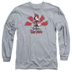 Grim Adventures Of Billy & Mandy - Mens Grim Adventures Long Sleeve T-Shirt