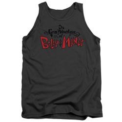 Grim Adventures Of Billy & Mandy - Mens Grim  Logo Tank Top