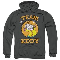 Ed Edd N Eddy - Mens Team Eddy Pullover Hoodie