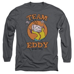 Ed Edd N Eddy - Mens Team Eddy Long Sleeve T-Shirt