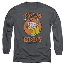 Ed Edd N Eddy - Mens Team Eddy Long Sleeve T-Shirt