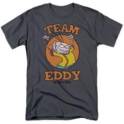 Ed Edd N Eddy - Mens Team Eddy T-Shirt