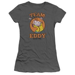 Ed Edd N Eddy - Womens Team Eddy T-Shirt