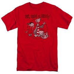 Ed Edd N Eddy - Mens Gang T-Shirt