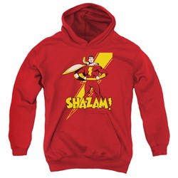 Dc - Youth Shazam! Pullover Hoodie