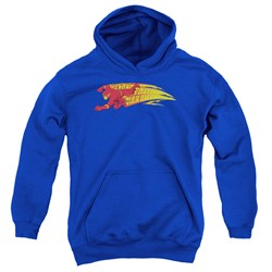 Dc - Youth Fastest Man Alive Pullover Hoodie