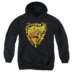 Dc - Youth Blazing Speed Pullover Hoodie