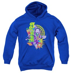 Dc - Youth Raw Deal Pullover Hoodie