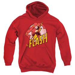 Dc - Youth The Flash Pullover Hoodie