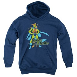 Dc - Youth Martian Manhunter Pullover Hoodie