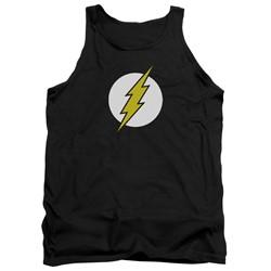 Dc - Mens Flash Logo Tank Top