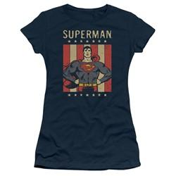 Dc - Womens Retro Liberty T-Shirt