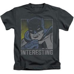 Dc - Little Boys Interesting T-Shirt