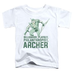 Dc - Toddlers Archer T-Shirt