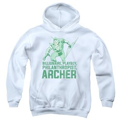 Dc - Youth Archer Pullover Hoodie