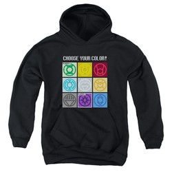 Dc - Youth Choose Your Color Pullover Hoodie