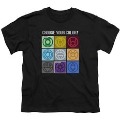 Dc - Big Boys Choose Your Color T-Shirt