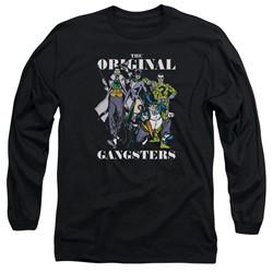 Dc - Mens Original Gangsters Long Sleeve T-Shirt