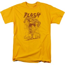 Dc - Mens Busting Out T-Shirt
