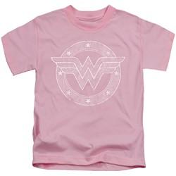 Dc - Little Boys Tattered Emblem T-Shirt