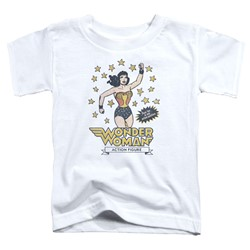 Dc - Toddlers Action Figure T-Shirt