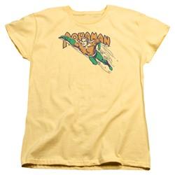 Dc - Womens Swim Through T-Shirt