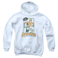 Dc - Youth Am Action Figure Pullover Hoodie