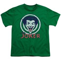 Dc - Big Boys Joke Target T-Shirt