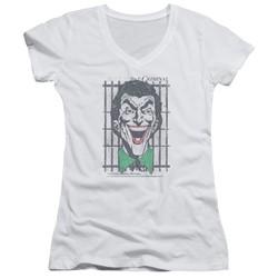 Dc - Womens Criminal V-Neck T-Shirt