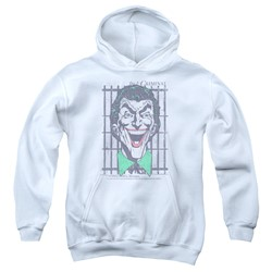 Dc - Youth Criminal Pullover Hoodie