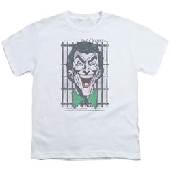 Dc - Big Boys Criminal T-Shirt