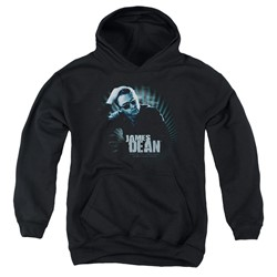 Dean - Youth Sunglasses At Night Pullover Hoodie
