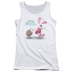 Here Comes Peter Cottontail - Juniors Hop Around Tank Top