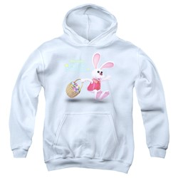 Here Comes Peter Cottontail - Youth Hop Around Pullover Hoodie