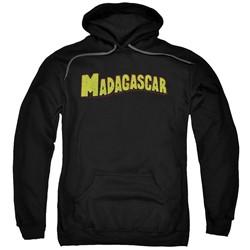 Madagascar - Mens Logo Pullover Hoodie