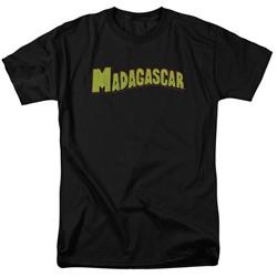 Madagascar - Mens Logo T-Shirt