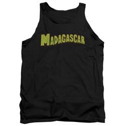Madagascar - Mens Logo Tank Top