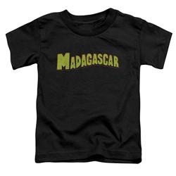 Madagascar - Toddlers Logo T-Shirt