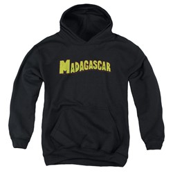 Madagascar - Youth Logo Pullover Hoodie