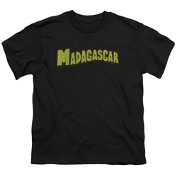 Madagascar - Big Boys Logo T-Shirt