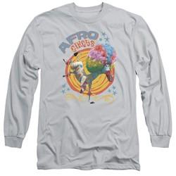 Madagascar - Mens Afro Circus Long Sleeve T-Shirt