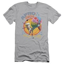 Madagascar - Mens Afro Circus Slim Fit T-Shirt